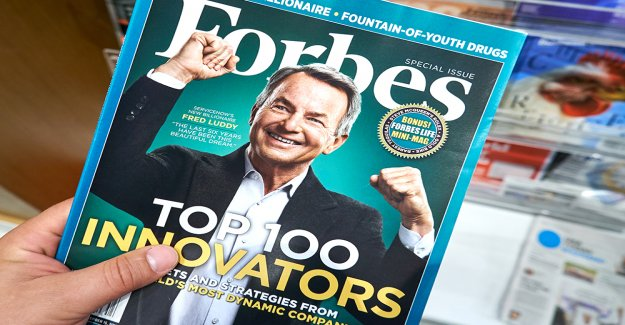 Adaptation: Forbes tests the Blockchain-a platform of the Civil