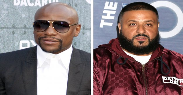 Floyd Mayweather and DJ Khaled in ICO-fraud-mired allegations