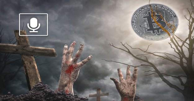 Halloween special Podcast: The end of Bitcoin?