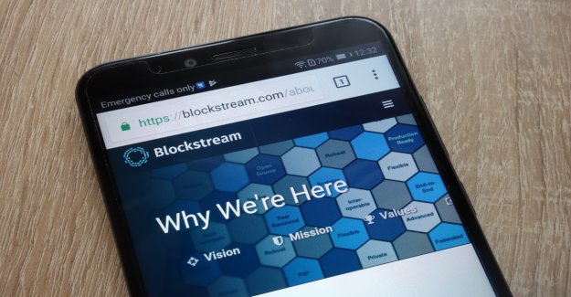 Liquid of block stream, the solution for the Bitcoin scale?