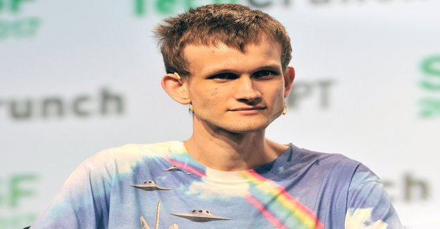 Vitalik Buterin: a 1,000-fold growth is no longer there