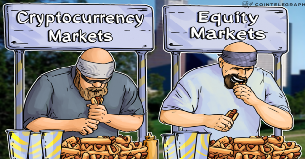Stock markets against crypto-currency markets: weekly overview of 5. - 11. February