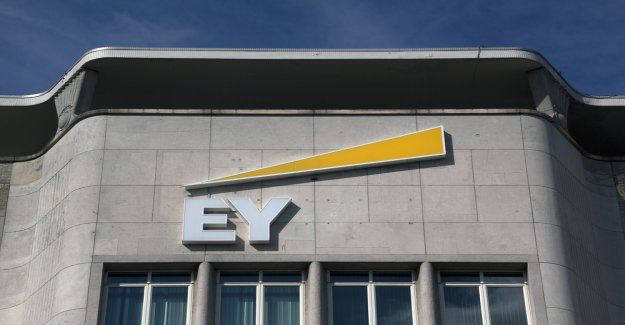 The Best of two worlds: EY combines the advantages of private and public block chains