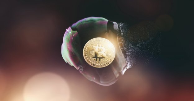 Bitcoin in 2018: The bubble has burst (part 1)