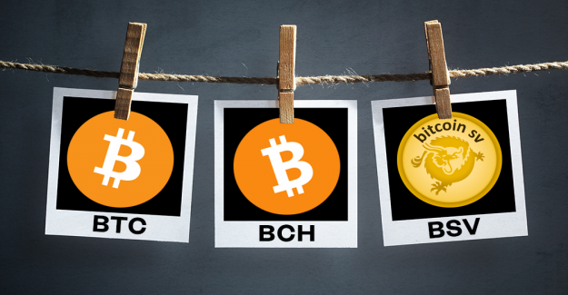Bitcoin: the history and differences of BTC, BCH, and BSV