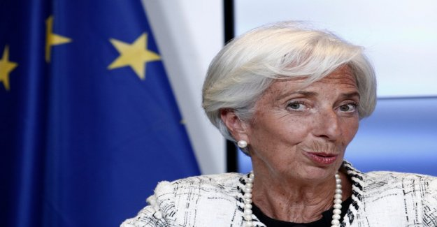 IMF: Christine Lagarde reacts to Bitcoin with Central Bank money