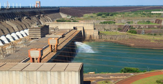 Project of superlatives: the world's biggest Mining Farm is to be built at Itaipu power plant