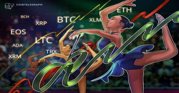 Rate analysis, 3. December: Bitcoin, Ripple, Ethereum, Bitcoin, Cash, Stellar, EOS, Litecoin, Cardano, Monero, TRON