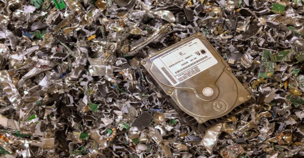 Seagate and IBM: With Blockchain against disk counterfeiters