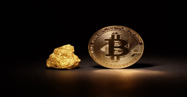 So Gold became debt – to-money- Can happen to Bitcoin?