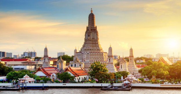 The fight against tax fraud: Thai government is considering the use of Blockchain