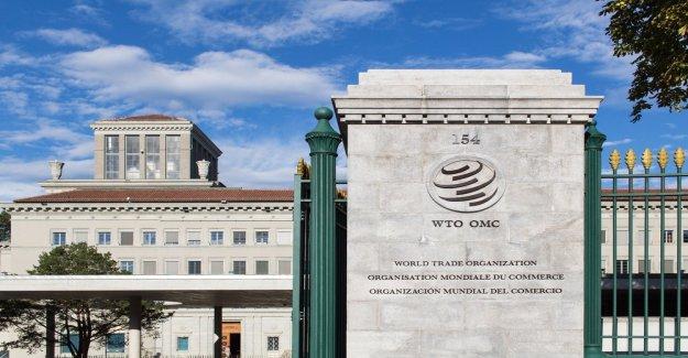 WTO-Blockchain-Report: A Festival of Conjunctive