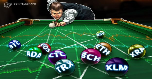Rate analysis, 9. January: Bitcoin, Ethereum, Ripple, Bitcoin, Cash, EOS, Litecoin, Stellar, Tron, Bitcoin, SV, Cardano