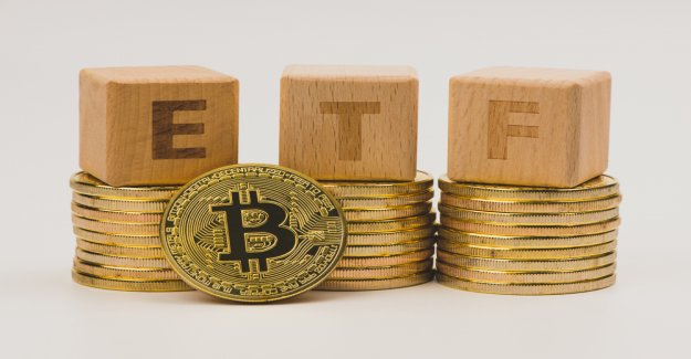 Application for a Bitcoin ETF is light, submitted