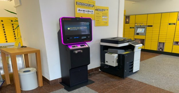 Austria: Post sets up Bitcoin ATMs