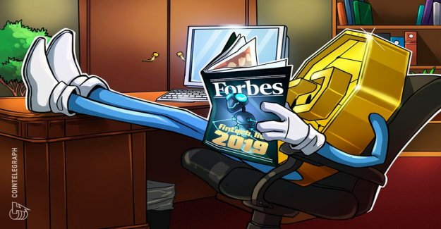 Forbes Fintech 50 list: New players, veterans and non-listed Startups