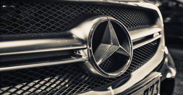 Mercedes-Benz has developed the Blockchain prototype