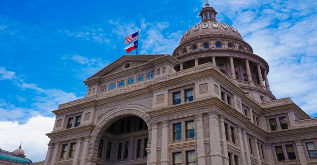 Texas: the authority publishes a report on crypto-crime