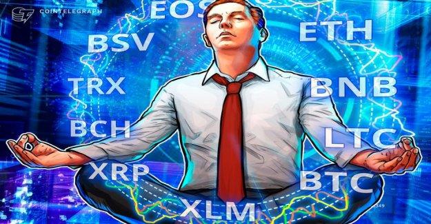 Course analysis, 4. March: Bitcoin, Ethereum, Ripple, EOS, Litecoin, Bitcoin, Cash, Binance Coin, Stellar, Tron, Bitcoin SV