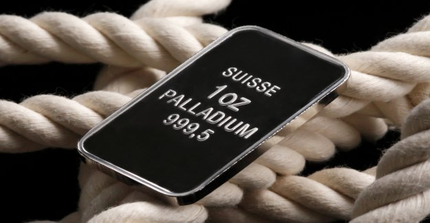 Russian Oligarch plans to Tokenization of Palladium