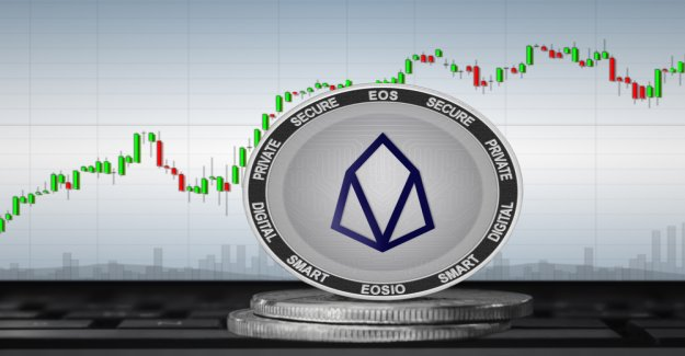 Altcoin-market analysis – EOS and Cardano chasing storms to the front, XRP creeps