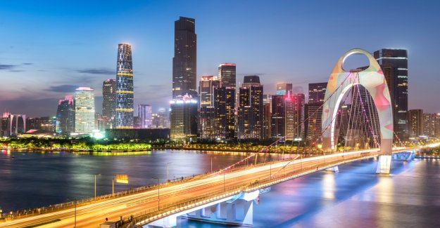 China: business approvals on the Blockchain, and AI is possible