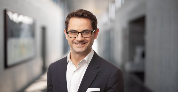 Luke is Hollow, and the new CEO of Swisscom Blockchain AG