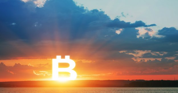 The situation on Wednesday: Bitcoin bounces back