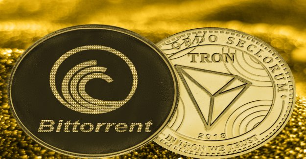 BitTorrent File System confirmed: Justin Sun reported Integration in TRON-Blockchain