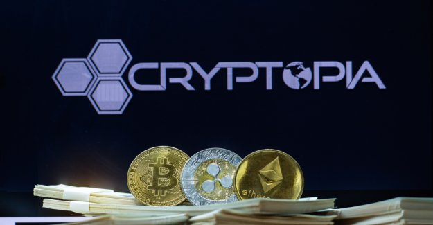 Cryptopia: insolvency administrator of the Bitcoin exchange gains access to the US Server