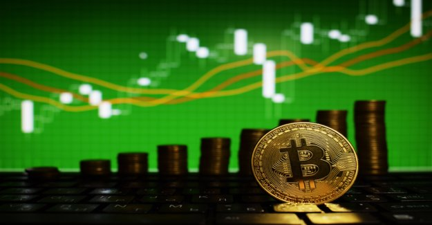 Bitcoin and traditional markets, Despite the temporary slowdown at the top