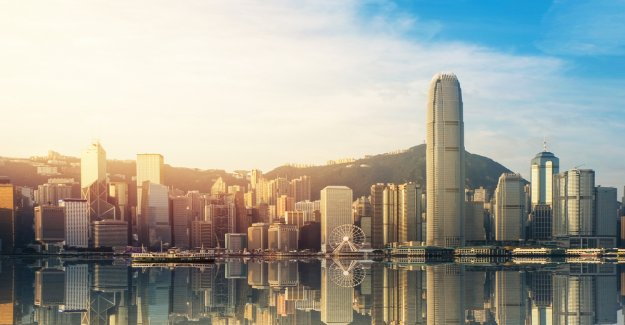 Securities authority in Hong Kong, warns of the Security Token Offerings