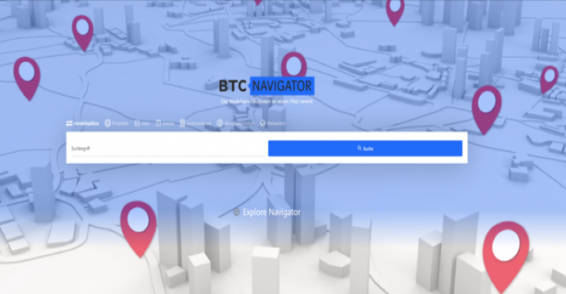 The BTC-NAVIGATOR is online: Bitcoin & the Blockchain-Jobs, Events, exchanges, products, websites, etc.
