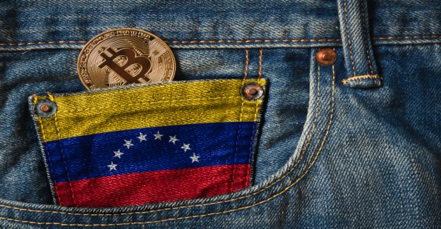 Bitcoin trading in Venezuela on all-time high and the USA increase pressure