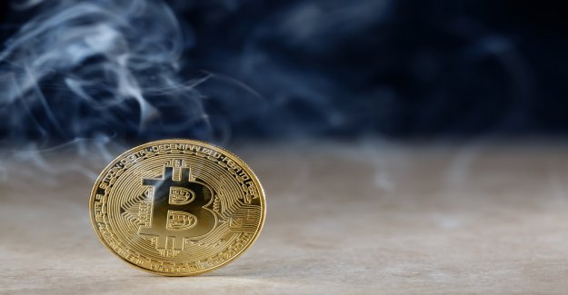 Overheated Amazon Server cause absurd low Bitcoin courses