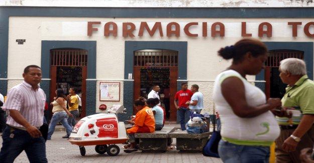 Venezuela: pharmacy chain accepts Dash