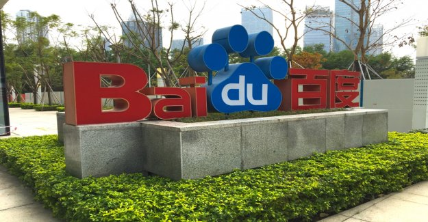 Baidu: China's Google is using the Blockchain for proof