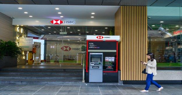 HSBC: billion Potential by Blockchain