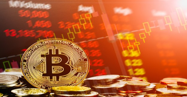 Crypto - and traditional markets: Bitcoin to the descent