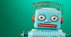 The robots are Robo:-Advisors in spite of the bear market, strong growth