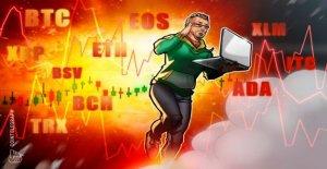 Rate analysis, 8. December: Bitcoin, Ripple,...