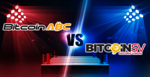 The Bitcoin-Cash-civil war: ABC vs. SV