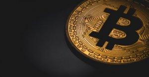 Where does the Bitcoin Logo?