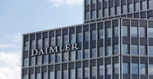 Daimler is cooperating with LBBW: Blockchain...