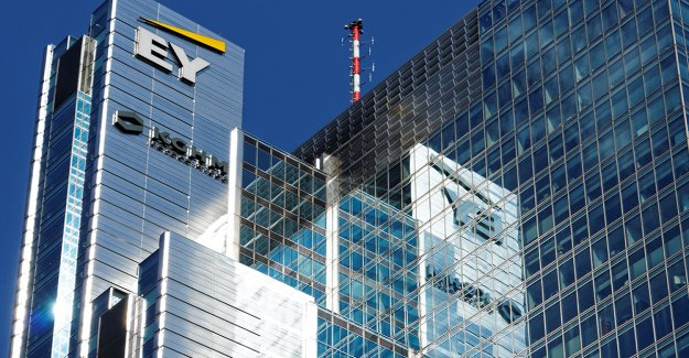 Ernst & Young: New ICO Report