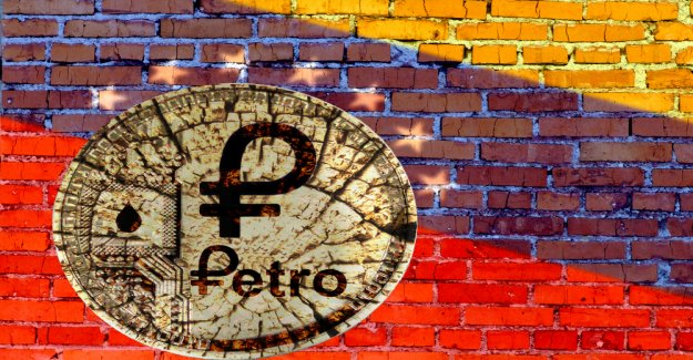 Petro: A Listing makes no (good) crypto currency