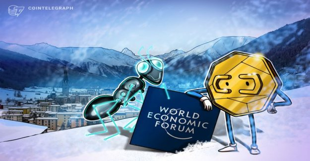 Song of praise to the Blockchain, crypto-criticism of lasts: The most Important thing from the world economic forum in Davos