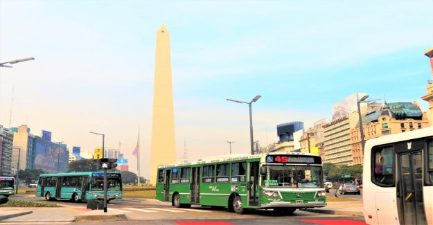 Argentina: Public transport with Bitcoin payable