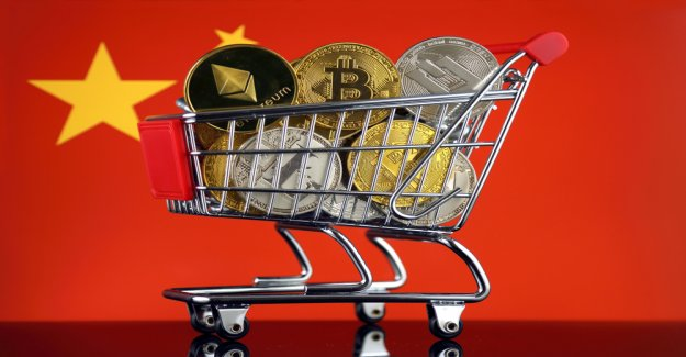 Crypto-Investments in Yuan has risen sharply