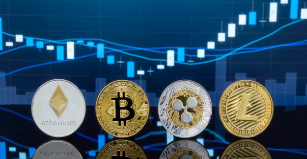 Bitcoin, Ethereum and Ripple – rate analysis KW17 – Bitcoin hits wacker!